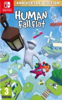Human Fall Flat: Anniversary Edition (Switch)