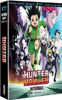 Hunter x Hunter : intégrale Partie 1 édition collector (blu-ray)