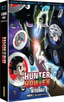 Hunter x Hunter : intégrale Partie 2 édition collector (blu-ray)