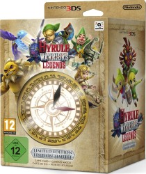 Hyrule Warriors Legends édition limitée (3DS)