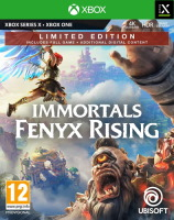 Immortals Fenyx Rising édition limitée (Xbox One, Xbox Series X)