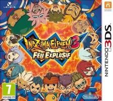 Inazuma Eleven 3 : Feu Explosif (3DS)