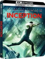 Inception édition steelbook (blu-ray 4K)