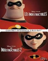 Les indestructibles 1 & 2 (blu-ray)