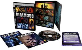 inFamous édition collector (PS3)