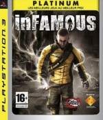inFamous [platinum] (PS3)