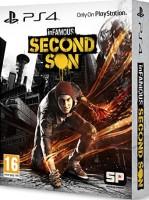 inFAMOUS : Second Son édition spéciale (PS4)