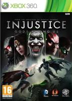 Injustice : Les Dieux sont parmi nous (Xbox 360)