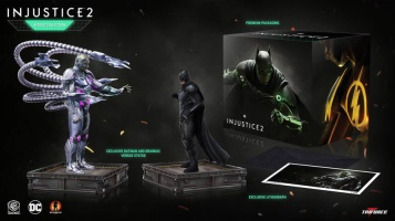 Injustice 2 The Versus Collection édition collector (sans jeu)