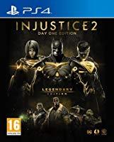 Injustice 2 édition légendaire (PS4)