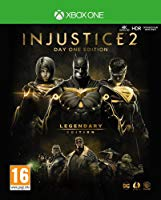 Injustice 2 édition légendaire (Xbox One)
