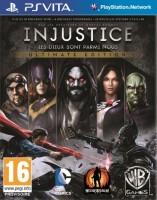 Injustice : Les Dieux sont parmi nous Ultimate Edition (PS Vita)