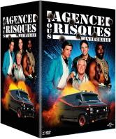 """Intégrale """"L'agence tous risques"""" (DVD)"""