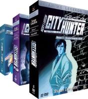 "Intégrale non censurée ""City Hunter"" (Nicky Larson) (DVD)"