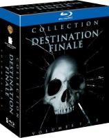 "Intégrale ""Destination Finale"" (blu-ray)"