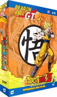 Intégrale des films Dragon Ball & Dragon Ball Z partie 2 (DVD)