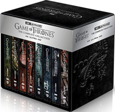 "Intégrale ""Game of Thrones"" (blu-ray 4K)"