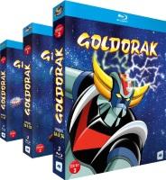 "Intégrale ""Goldorak"" (blu-ray)"