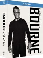 Intégrale Jason Bourne (blu-ray)
