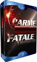 "Intégrale ""L'arme fatale"" (blu-ray)"