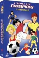 """Intégrale """"L'école des champions"""" (DVD)"""