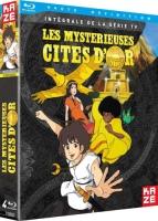 Les Mystérieuses Cités d'Or : Intégrale de la série originale (blu-ray)