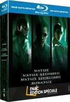 Intégrale Matrix (blu-ray)