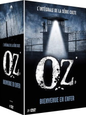 "Intégrale ""Oz"" (DVD)"