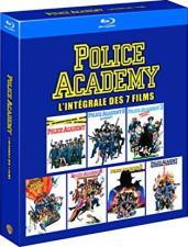 """Intégrale """"Police Academy"""" (blu-ray)"""