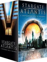"Intégrale ""Stargate Atlantis"" (DVD)"