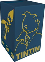 Intégrale Tintin édition collector (DVD)
