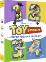 Intégrale Toy Story (blu-ray)