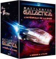 Intégrale Battlestar Galactica (blu-ray)