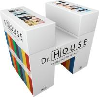 Intégrale de la série Dr. House (blu-ray)