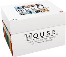 Dr. House - l'intégrale de la série (blu-ray)