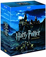 Intégrale Harry Potter (blu-ray)