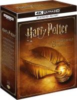 Intégrale Harry Potter (blu-ray 4K + blu-ray)