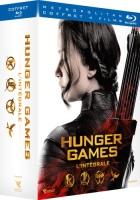 "Intégrale "" Hunger Games"" (blu-ray)"