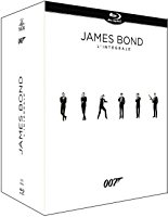 Intégrale James Bond (blu-ray)