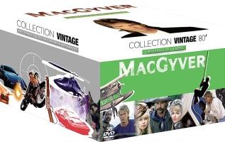 Intégrale Mac Gyver (DVD)