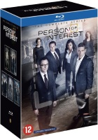 "Intégrale ""Person of Interest"" (blu-ray)"