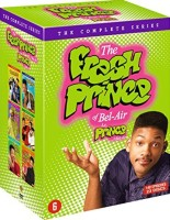 Intégrale Le prince de Bel-Air (DVD)