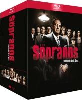 "Intégrale ""Les Sopranos"" (blu-ray)"