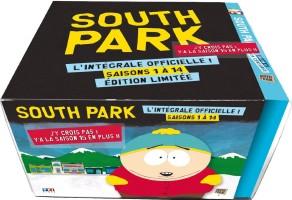 South Park saisons 1 à 15 (DVD)