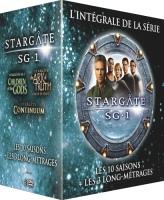 "Intégrale ""Stargate SG-1"" (DVD)"