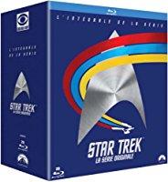 Intégrale Star Trek édition remasterisée (blu-ray)