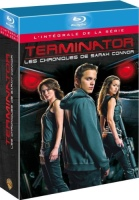 "Intégrale ""Terminator : The Sarah Connor Chronicles"" (blu-ray)"