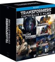 Intégrale Transformers (blu-ray)