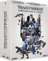 Intégrale Transformers (blu-ray 4K)
