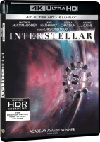 Interstellar (blu-ray 4K)